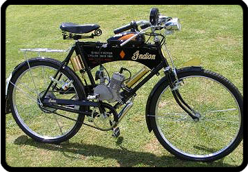 1905 indian replica bike